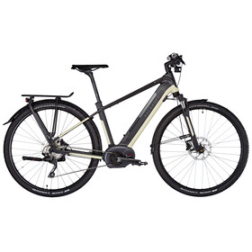 Kalkhoff Entice 5.B Tour - Bicicletas eléctricas de trekking - Diamant 500Wh beige/negro